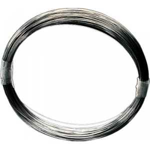 Cabela's Single Strand Wire - Stainless Steel (.029)