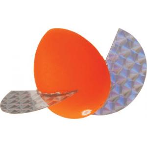 Beau Mac Flash Spin Cheater - Fluorescent Green (2PK SIZE 2)
