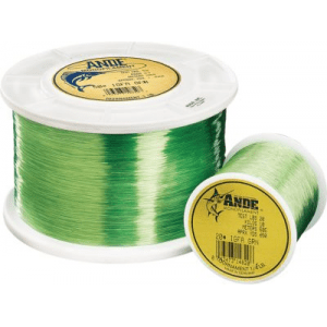 Ande Tournament Monofilament 1/4-lb. Spool - Tournament Green
