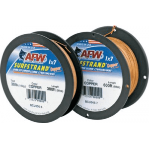 AFW Copper Trolling Wire (30#)