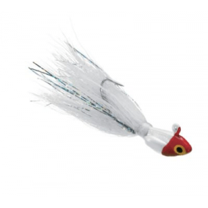 Charlie's Saltwater Series Bucktail Jig - Chartreuse