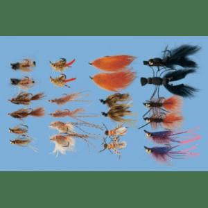 Cabela's 24-Piece Carp Fly Assortment - Purple