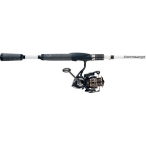 Cabela's Verano/Tournament ZX Spinning Combo - Stainless Steel