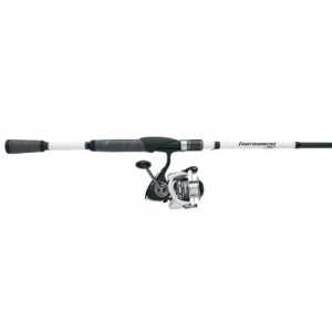 Cabela's Tournament ZX Spinning Combo - Stainless Steel
