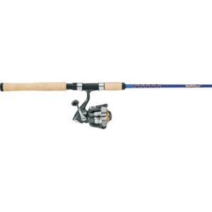 Cabela's FE Tournament II/Whuppin' Stick Spinning Combo - Stainless Steel