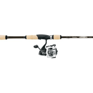 Cabela's Tournament ZX/Tourney Trail IM8 Spinning Combo - Stainless Steel