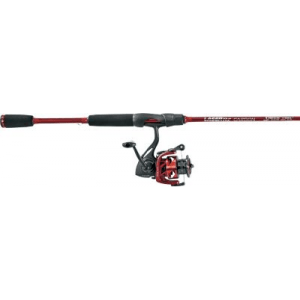 Lew's Laser RZ Carbon Speed Spin Spinning Combo - Stainless Steel