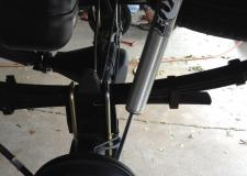 Toyota Camry Double Cab BDS Suspension Lift Kit (1)