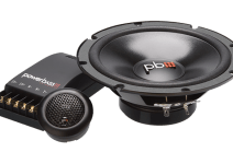 "Powerbass S60c-6.55"" component speakers Toyota Tacoma"