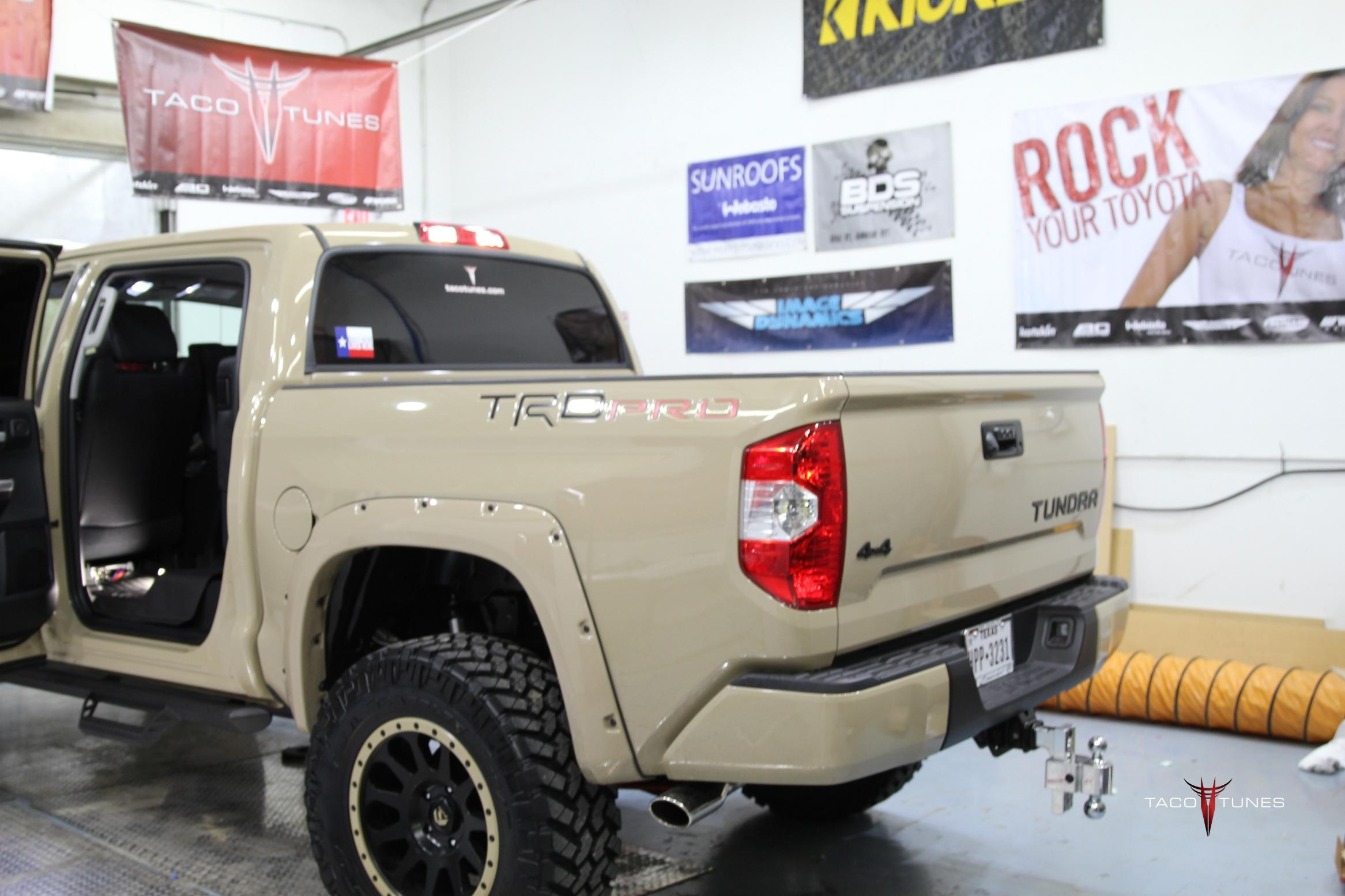 2016 toyota tundra crewmax trd pro 3 taco tunes toyota audio solutions. Black Bedroom Furniture Sets. Home Design Ideas