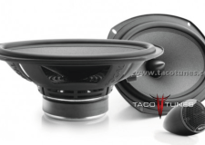Focal Integration ISS 690 Component 6x9 Speakers Toyota Tundra