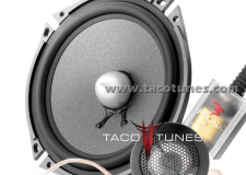 Focal Polyglass 170 V Component Speakers Toyota Tundra