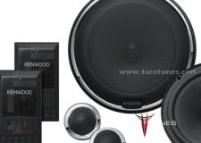Kenwood KFC-X1730P Component Speakers Toyota Tundra