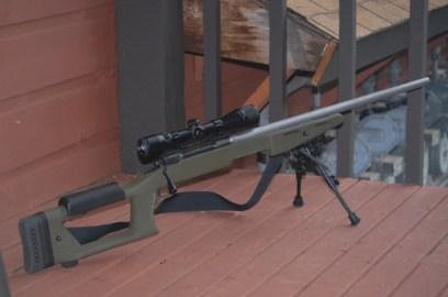 Tactical Savge 110 30.06