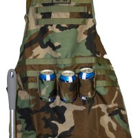 Tactical Grilling Kit - Woodland