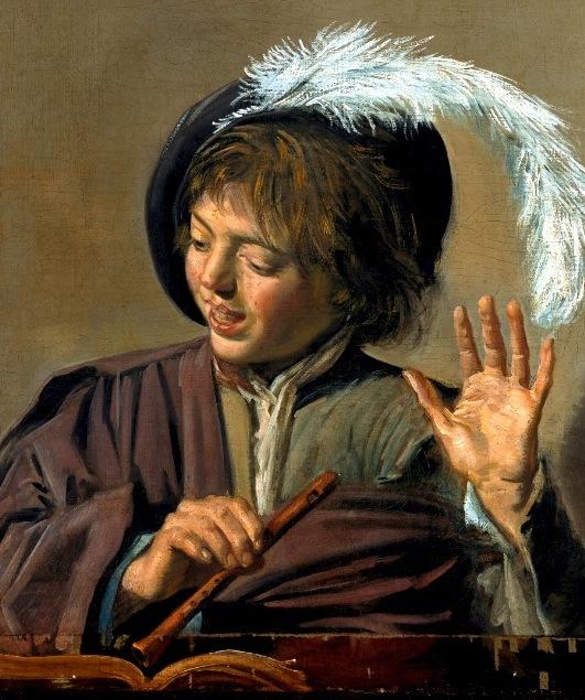 Hals-Singingboy