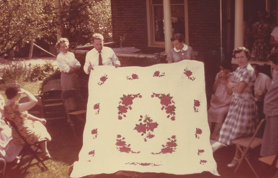 hand painted wedding quilt for hope chest hope chests history