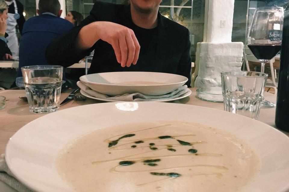 Babel Restaurant starter