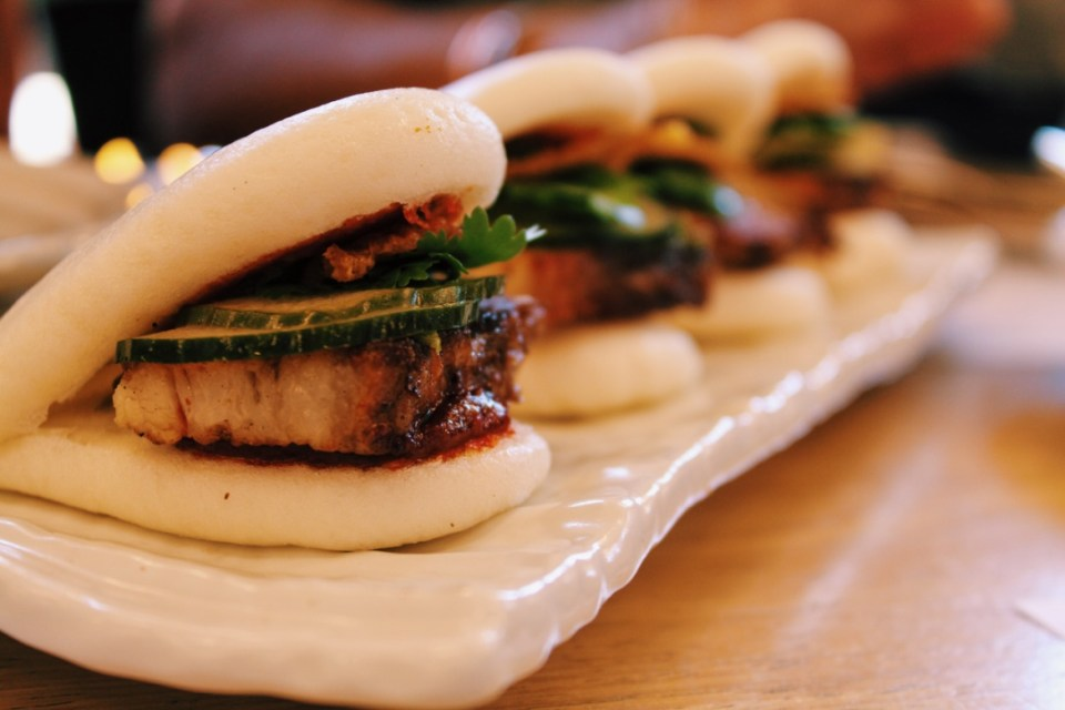 Pork Buns Melbourne