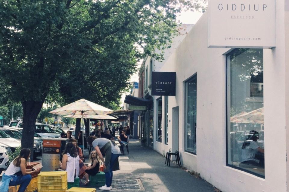 Giddiup Melbourne