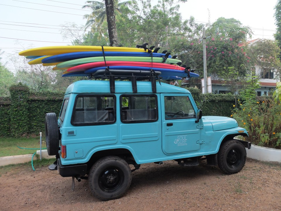Soul & Surf Kerala