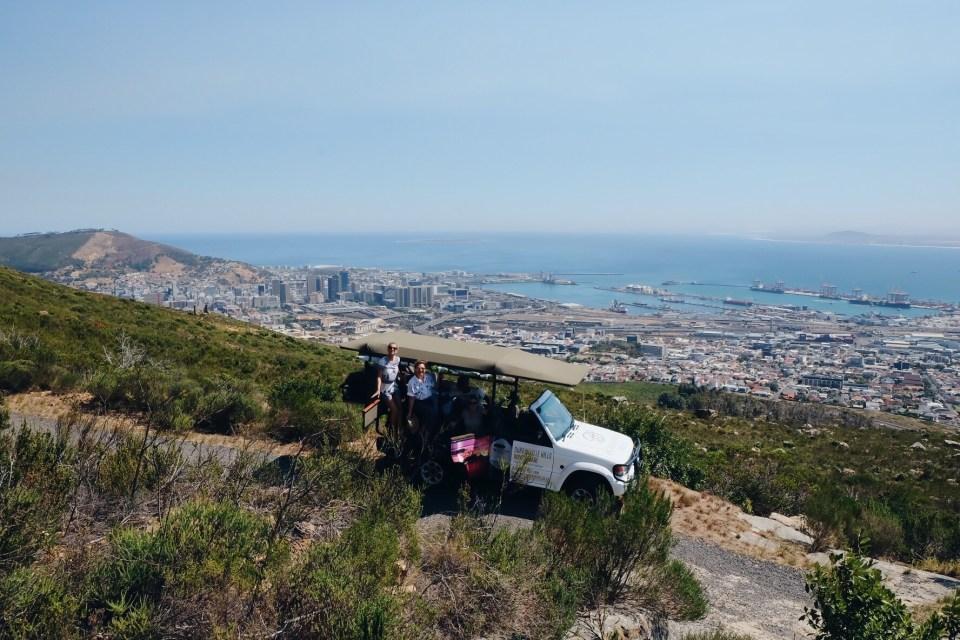 Durbanville Hills Table Mountain Wine Safari