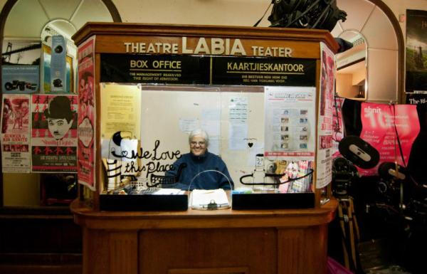 the labia theatre cape town