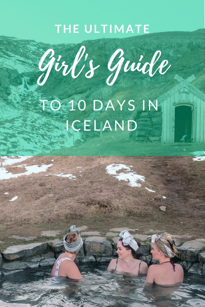 ultimate girls guide to iceland