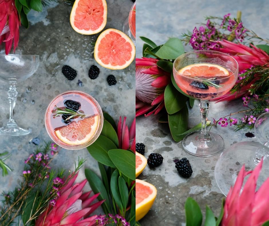sugarbird fynbos gin