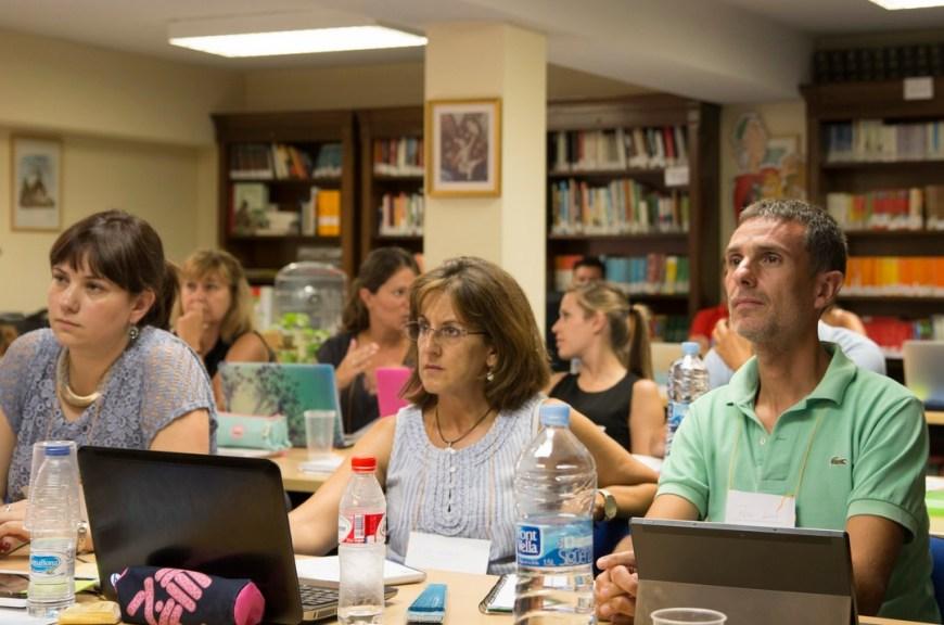 Curso de flippedclassroom para docentes en Tajamar