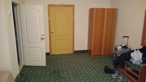 Hotel Voyageの部屋
