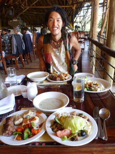 カサネのチョベサファリロッジ(kasane,chobe safari lodge) (26.5)