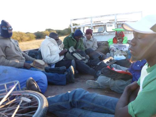 ボツワナはアフリカで大好きになった国 (31)