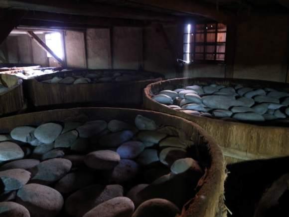 愛知県武豊町のたまり・味噌・醤油作りを見学してきた:伊藤商店の傳右衛門(でんえもん) (7)
