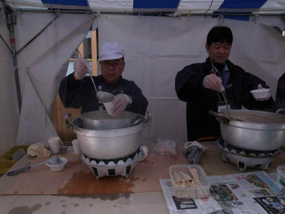 渡辺酒造店が企画する飛騨古川「蔵まつり」が素晴らしすぎる!飲み比べをした名酒「蓬莱」のおすすめラベル (16)