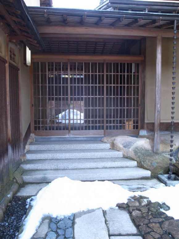 飛騨古川の古民家:数寄屋づくりの里山オフィス「末広の家」に泊まってみた!