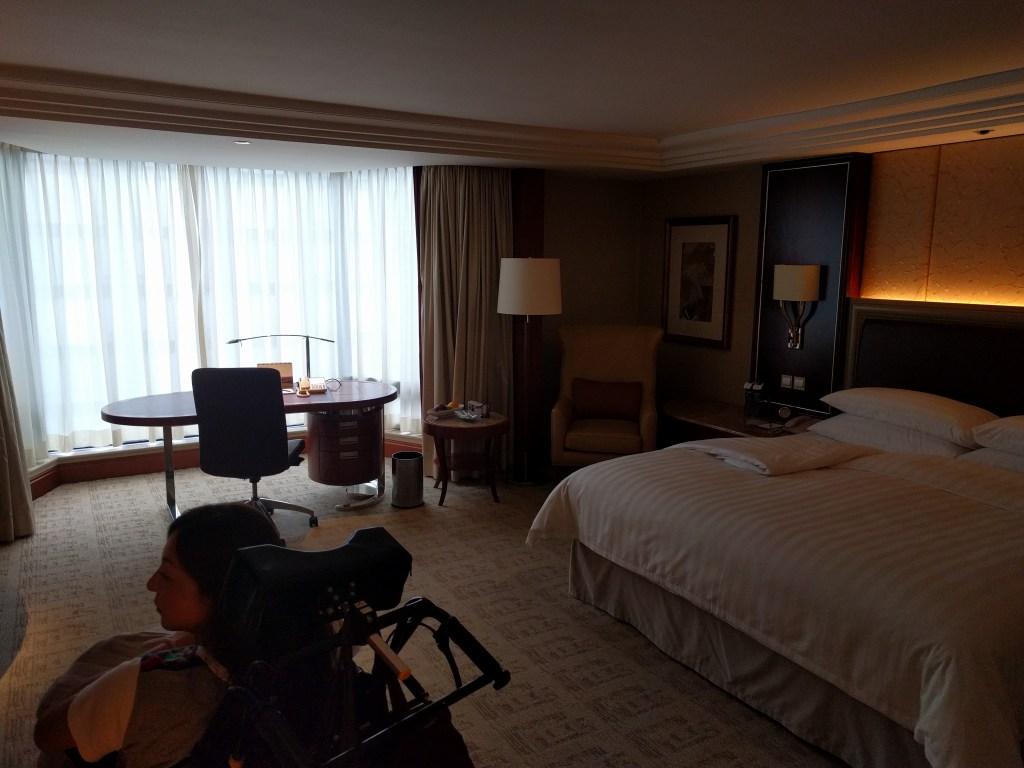 シャングリ・ラホテル香港