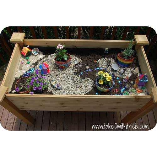 Medium Crop Of Fairy Garden Planter Box