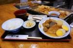 ゴールデンウィークに来たら大阪らしいお昼ご飯を食べよう!関東煮・おでんの定食があるやないか!!