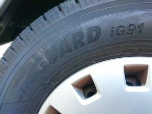 スタッドレスタイヤ「YOKOHAMA ice GUARD iG91」