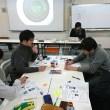 安藤さんと多比羅さん、ワークに集中しています