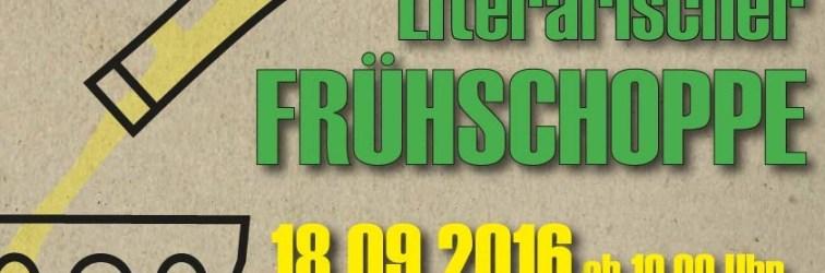 Literarischer Frühschoppen am 18.09.2016 an der Feuerwehr in Morlautern
