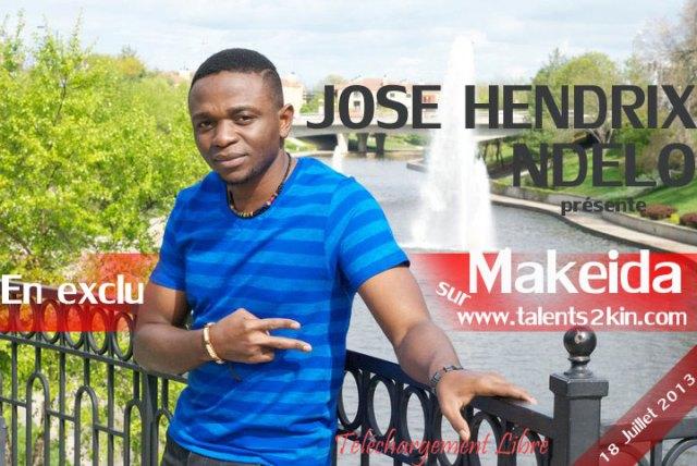 Makeida - José Hendrix Ndelo