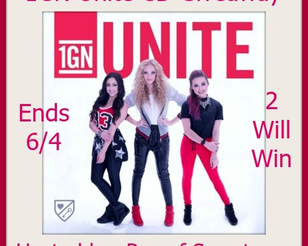 1GN Unite CD Giveaway 6/4