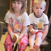 gracie and benjamin