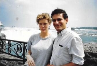 Niagara Falls August 1989