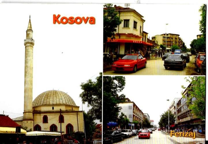 kosovo card