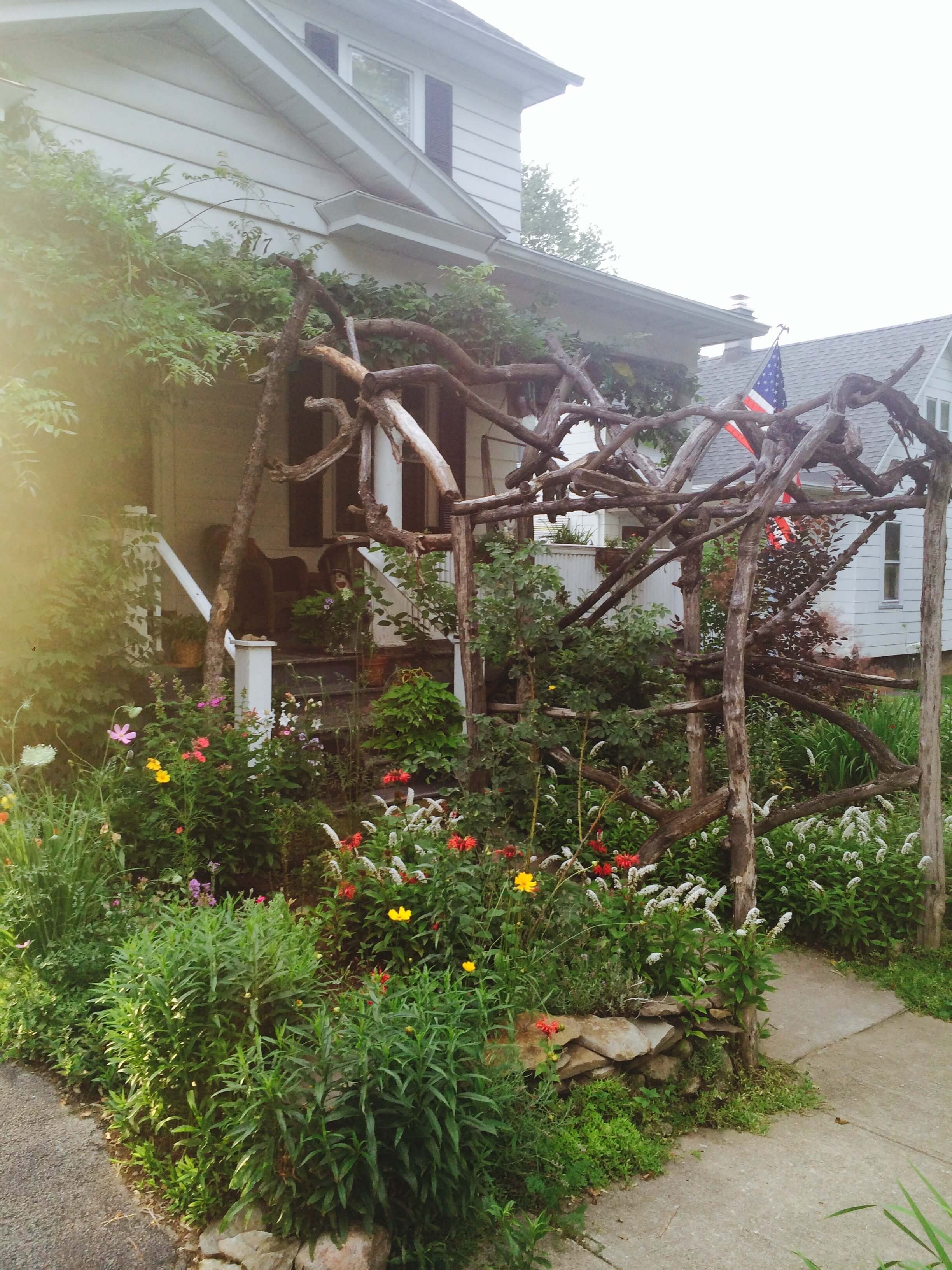 Porches: from Upper Monroe with Love – Talker of the Town