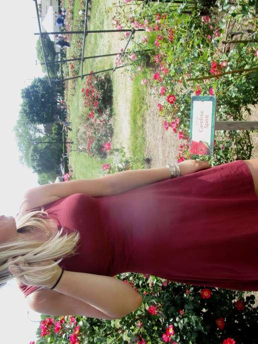 at roses
