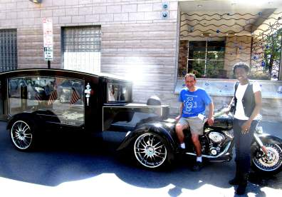 hearse new
